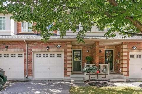 Townhouse for sale at 187 Margaret Dr Oakville Ontario - MLS: W4918107