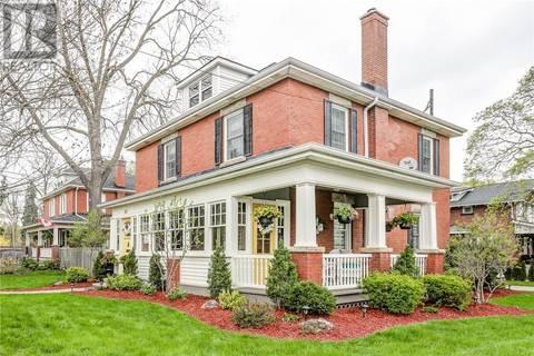 House for sale at 187 Martin St Milton Ontario - MLS: 30720890