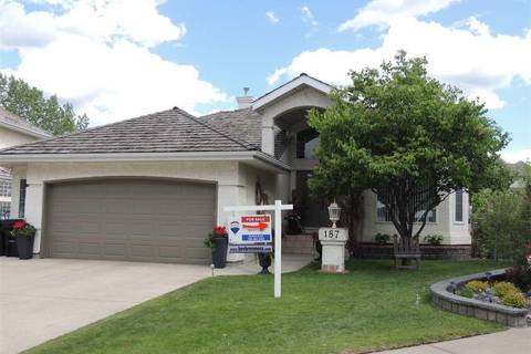 House for sale at 187 Norwich Cres Sherwood Park Alberta - MLS: E4152992