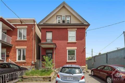 Townhouse for sale at 187 Percy St Ottawa Ontario - MLS: 1196243