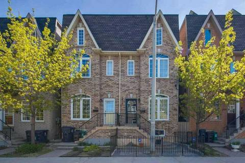 Townhouse for rent at 187 Rankin Cres Toronto Ontario - MLS: W4424447