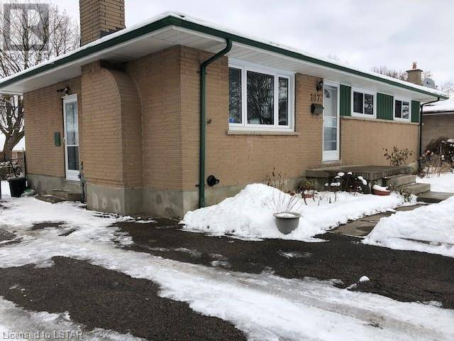 House for sale at 187 Renfro Cres London Ontario - MLS: 244309