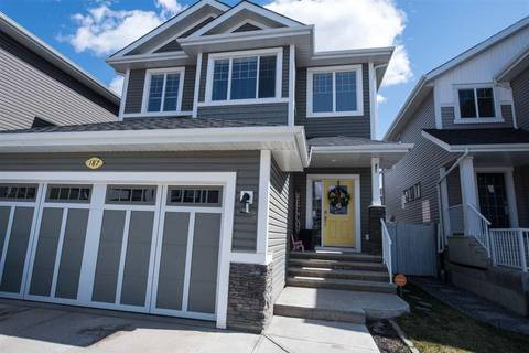 House for sale at 187 Sheppard Circ Leduc Alberta - MLS: E4150799