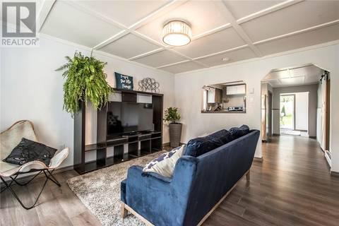 House for sale at 187 Sherbrooke St Saint John New Brunswick - MLS: NB027923