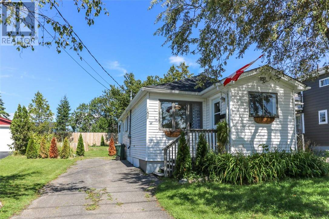 House for sale at 187 Sherbrooke St Saint John New Brunswick - MLS: NB032914