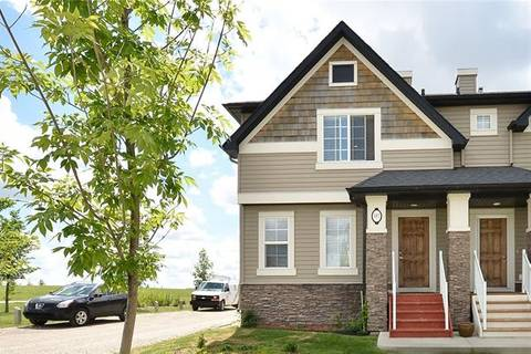 Townhouse for sale at 187 Skyview Ranch Rd Northeast Calgary Alberta - MLS: C4267006