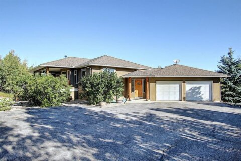 House for sale at 187 Springbank Heights Pl Rural Rocky View County Alberta - MLS: A1032118