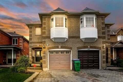 Townhouse for sale at 187 Tiller Tr Brampton Ontario - MLS: W4907558