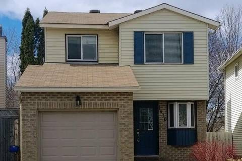 House for sale at 1870 Prestwick Dr Orleans Ontario - MLS: 1147550