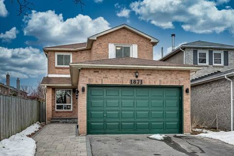 House for sale at 1871 Bainbridge Dr Pickering Ontario - MLS: E4684620
