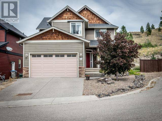 House for sale at 1871 Foxtail Dr Kamloops British Columbia - MLS: 152947