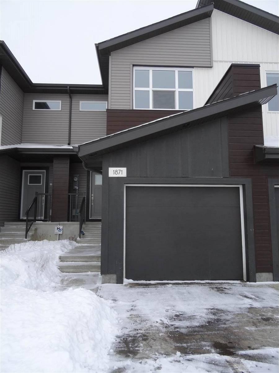 Townhouse for sale at 1871 Keene Cres Sw Edmonton Alberta - MLS: E4187458