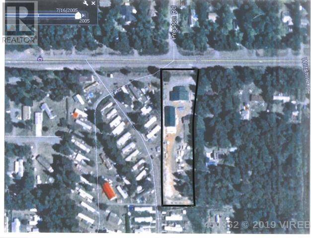 Commercial property for sale at 1871 Ryan Rd Comox British Columbia - MLS: 454362