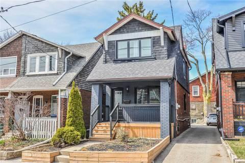 House for sale at 1872 Gerrard St Toronto Ontario - MLS: E4415459