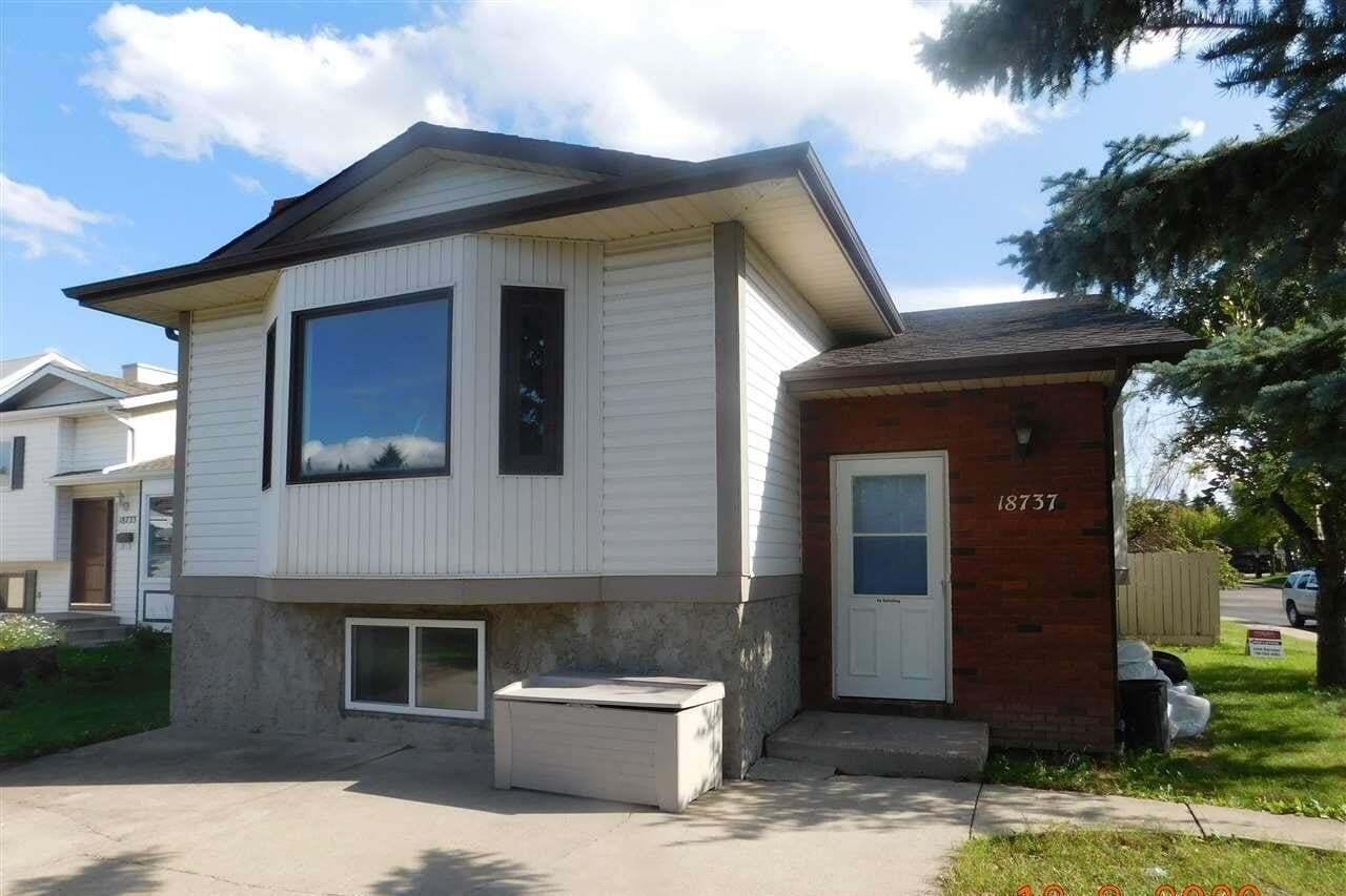 House for sale at 18737 70 Av NW Edmonton Alberta - MLS: E4209996
