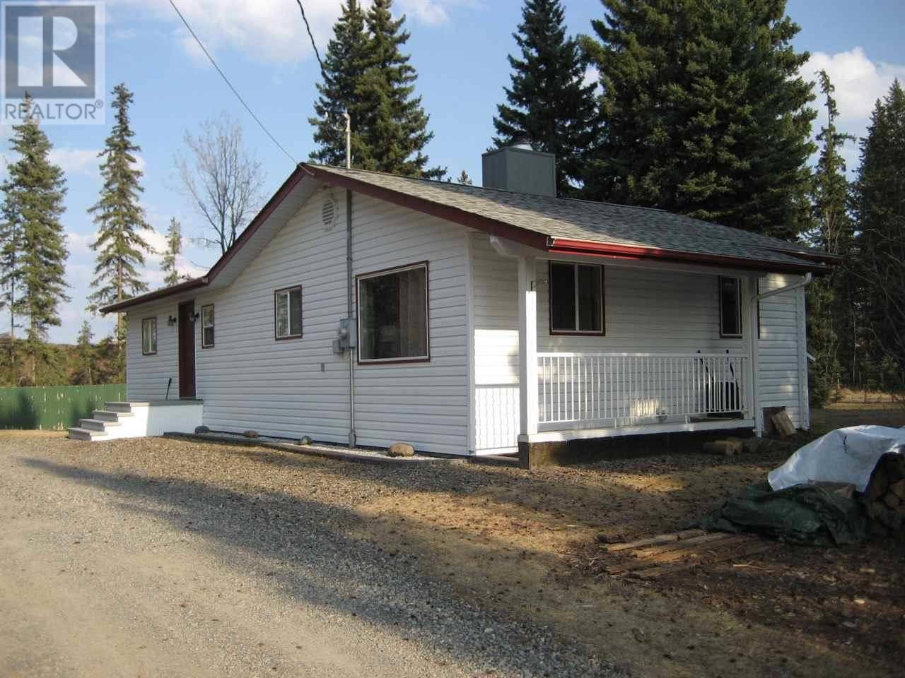 House for sale at 1874 Noonla Rd Vanderhoof British Columbia - MLS: R2429485