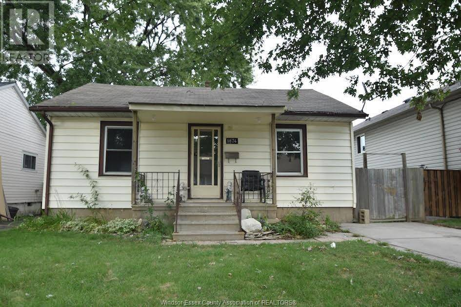 House for sale at 1874 Tourangeau  Windsor Ontario - MLS: 19028885