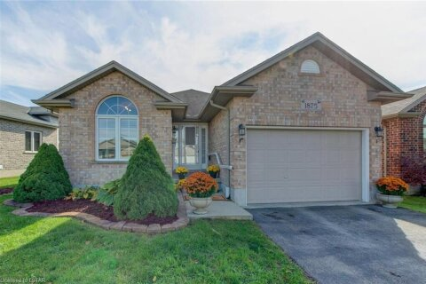 House for sale at 1875 Coronation Dr London Ontario - MLS: 40035633