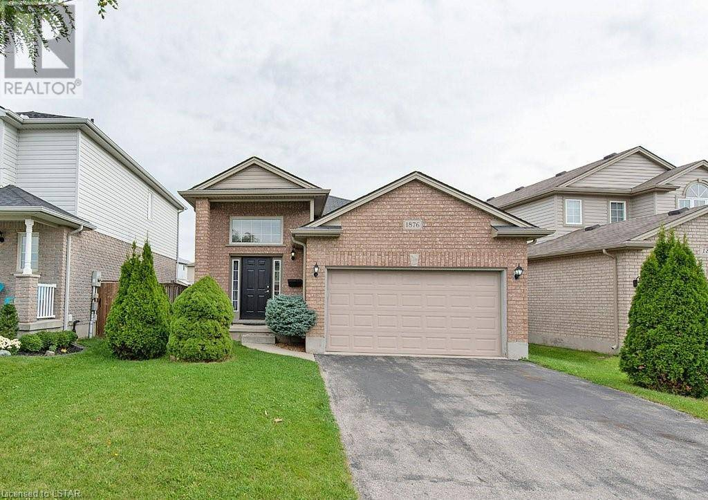 House for sale at 1876 Father Dalton Ave London Ontario - MLS: 227167
