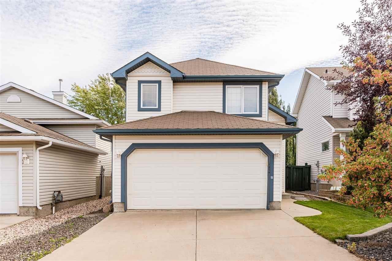 House for sale at 1876 Garnett Wy NW Edmonton Alberta - MLS: E4212670