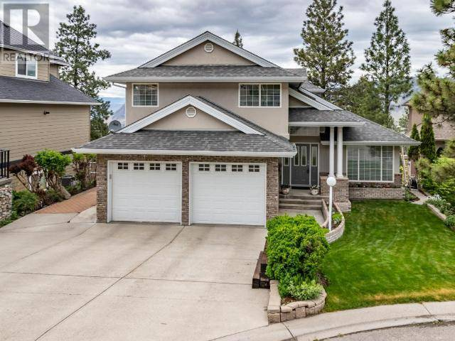 House for sale at 1877 Coldwater Ct Kamloops British Columbia - MLS: 154604