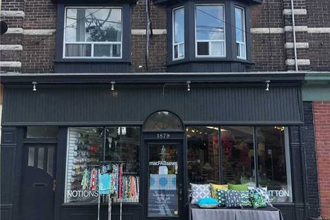 Commercial property for lease at 1879 Gerrard St Toronto Ontario - MLS: E4505711