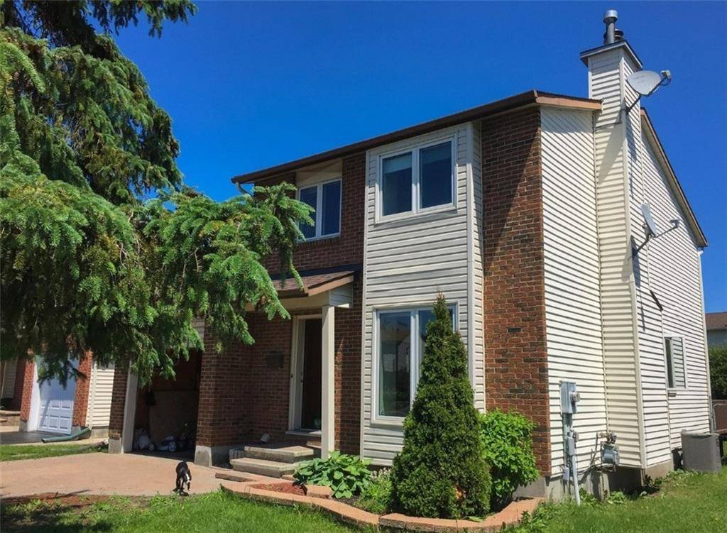 House for sale at 1879 Prestwick Dr Ottawa Ontario - MLS: 1170271