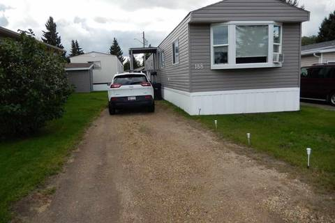 Residential property for sale at 305 Calahoo Rd Unit 188 Spruce Grove Alberta - MLS: E4140868