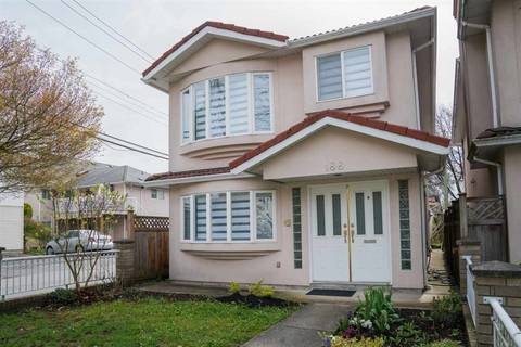 House for sale at 188 39th Ave E Vancouver British Columbia - MLS: R2437787