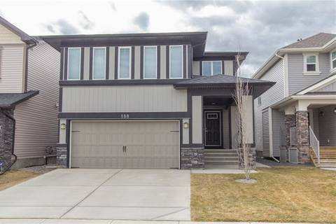House for sale at 188 Hillcrest Dr Southwest Airdrie Alberta - MLS: C4294727
