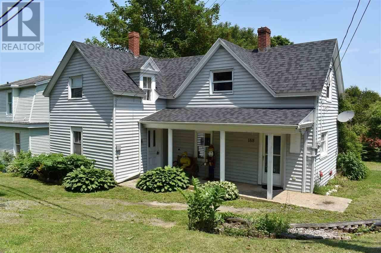 House for sale at 188 King St Digby Nova Scotia - MLS: 201826205