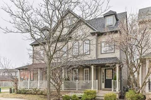 Townhouse for sale at 188 Littlewood Dr Oakville Ontario - MLS: W4420163