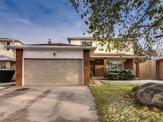 House for sale at 188 Mason Avenue Bradford West Gwillimbury Ontario - MLS: N4305166