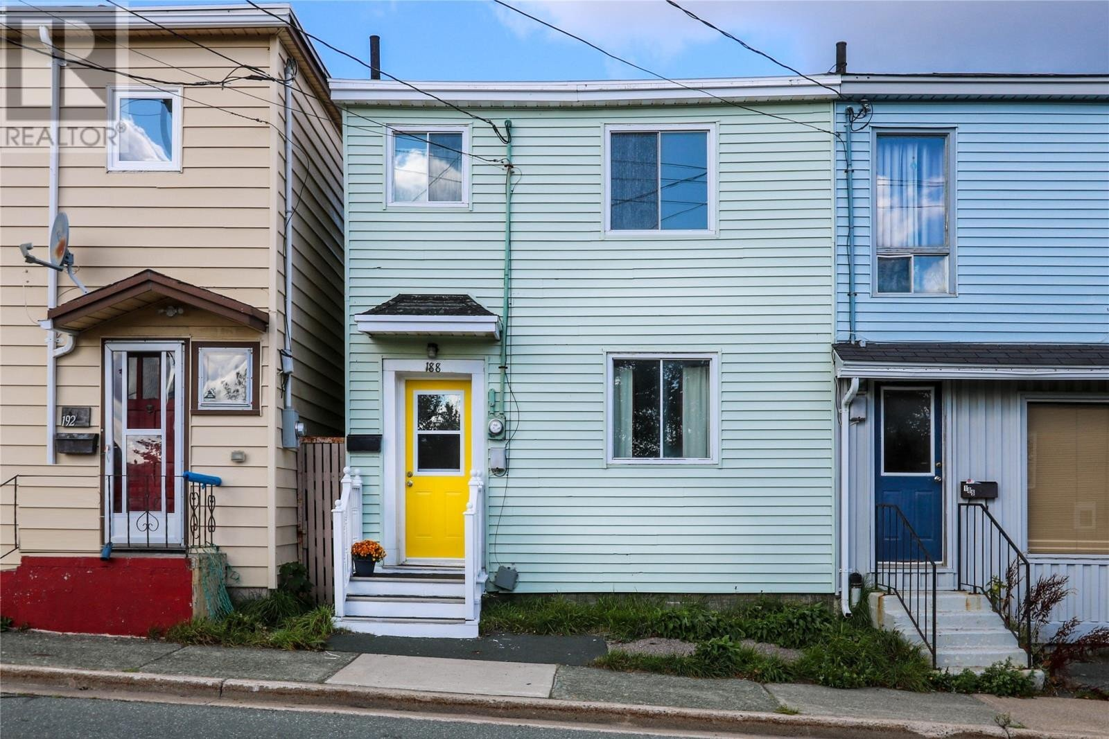House for sale at 188 Pleasant St St. John's Newfoundland - MLS: 1224687