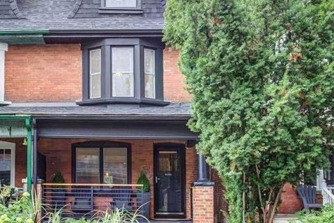 Townhouse for sale at 188 Rushton Rd Toronto Ontario - MLS: C4579307