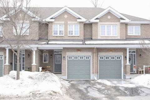 Townhouse for sale at 188 Stedman St Ottawa Ontario - MLS: X4414910