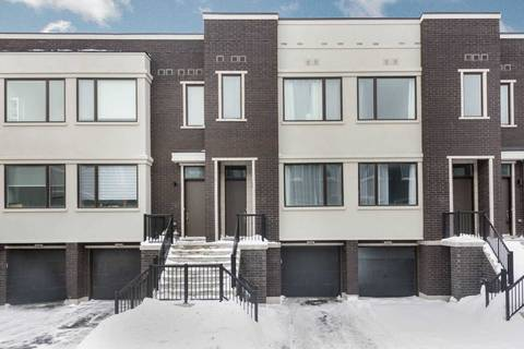 Townhouse for sale at 188 Sydney Circ Vaughan Ontario - MLS: N4390120