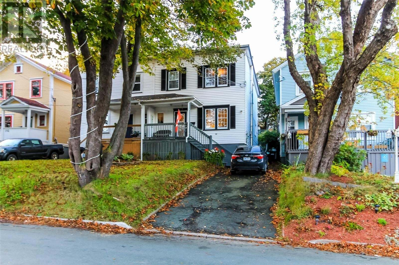 House for sale at 188 Topsail Rd St. John's Newfoundland - MLS: 1222572