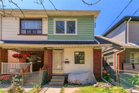 Townhouse for sale at 188 Vaughan Rd Toronto Ontario - MLS: C4822773