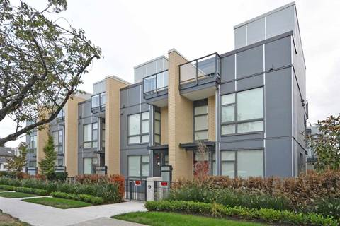 Townhouse for sale at 188 63rd Ave W Vancouver British Columbia - MLS: R2403631