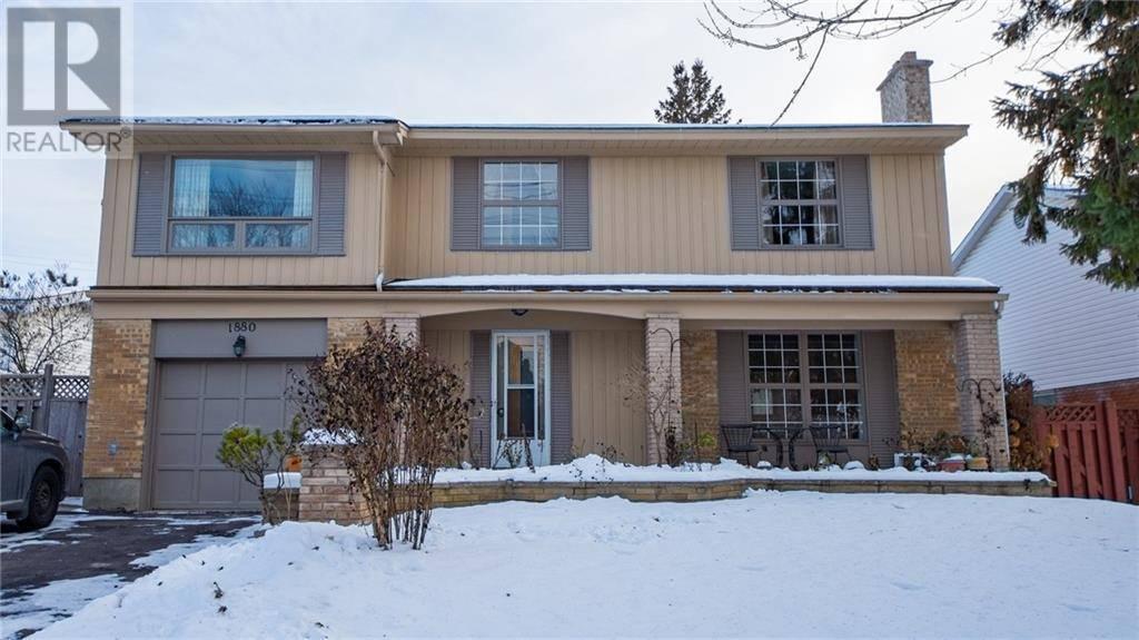 House for sale at 1880 Kilborn Ave Ottawa Ontario - MLS: 1164951