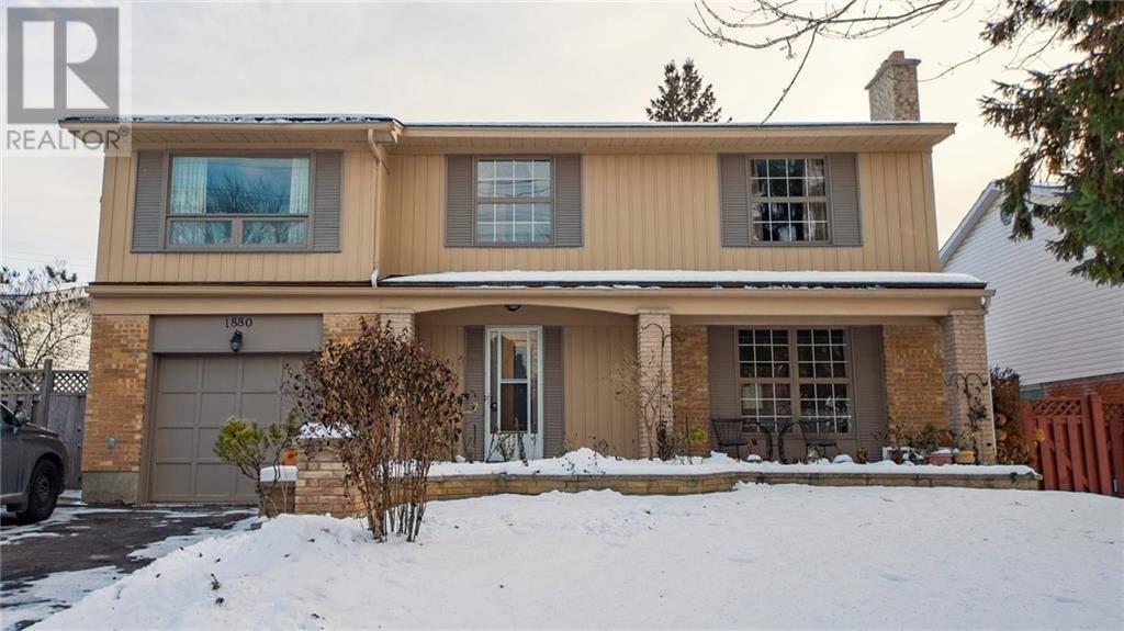 House for sale at 1880 Kilborn Ave Ottawa Ontario - MLS: 1185101