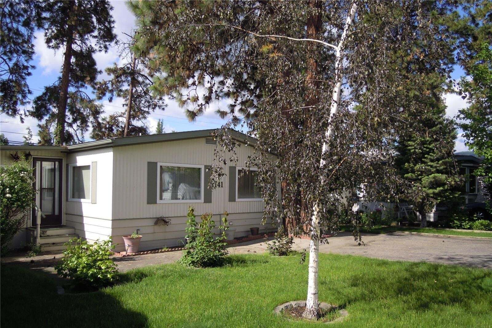 Home for sale at 1880 Old Boucherie Rd West Kelowna British Columbia - MLS: 10205710
