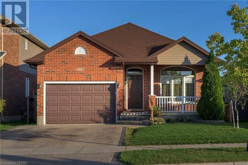 House for rent at 1882 Coronation Dr London Ontario - MLS: 225104