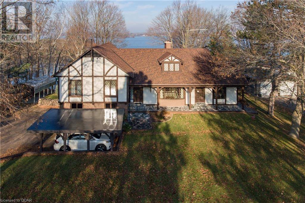 House for sale at 1882 County Rd 3 Rd Ameliasburgh Ontario - MLS: 253396
