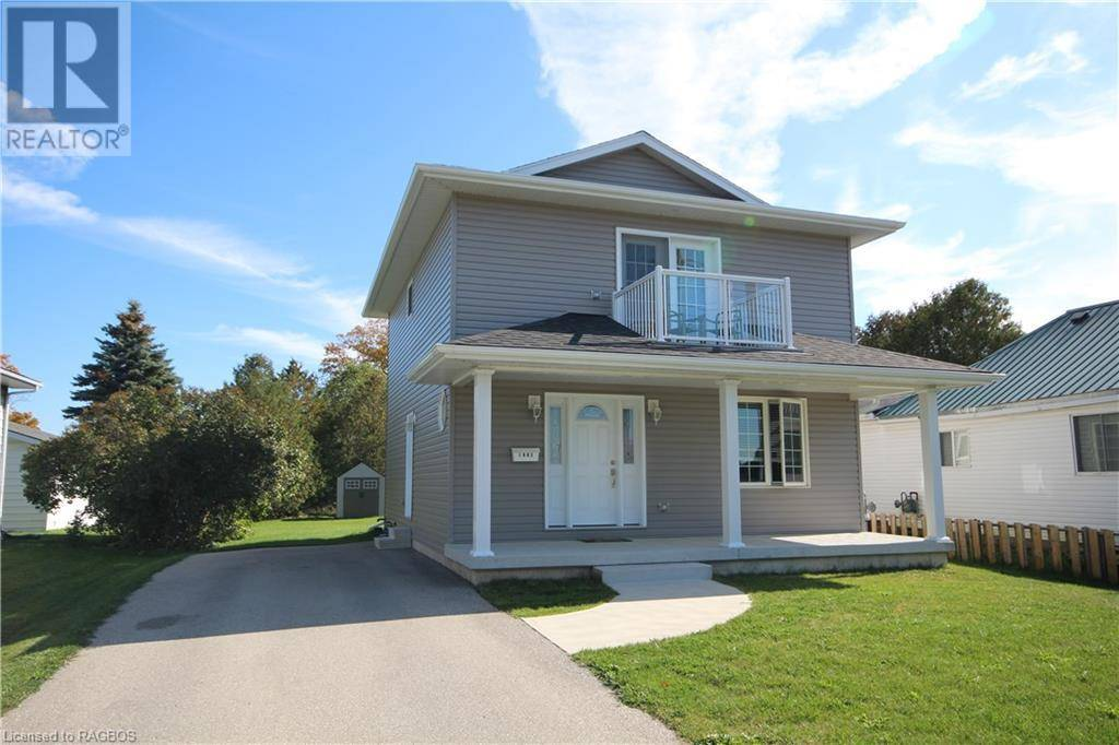 House for sale at 1883 9th Ave East Owen Sound Ontario - MLS: 227717