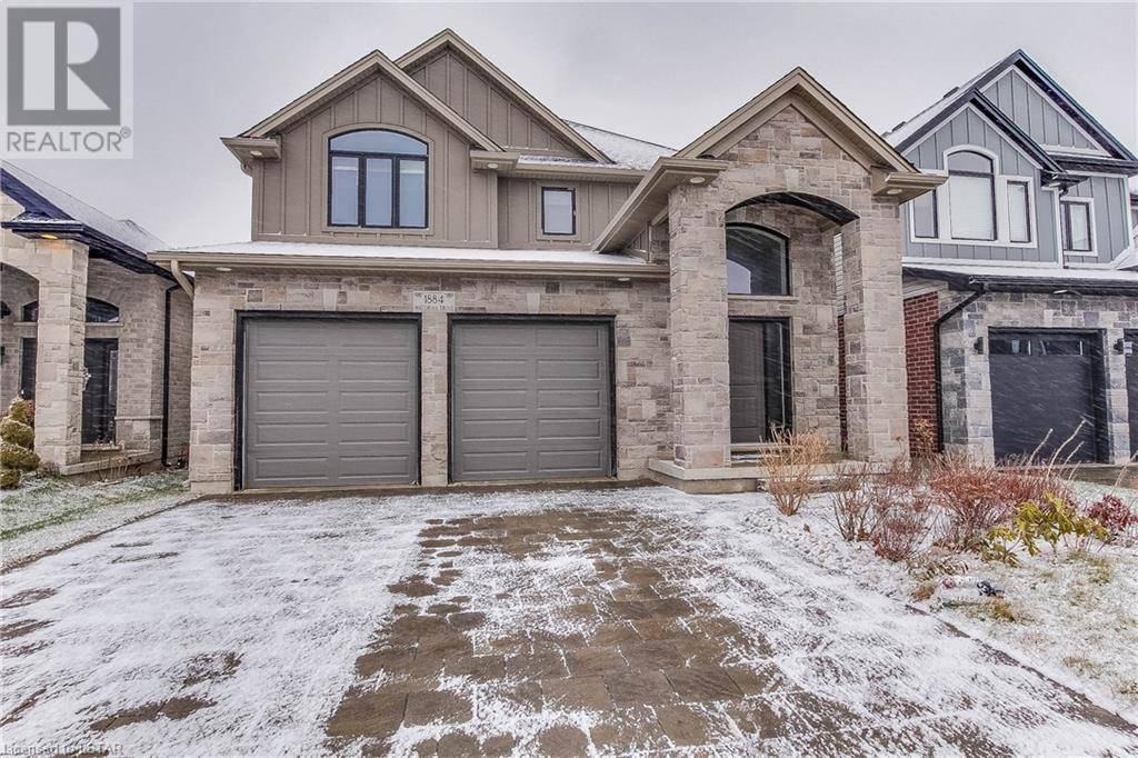 House for sale at 1884 Wateroak Dr London Ontario - MLS: 238479