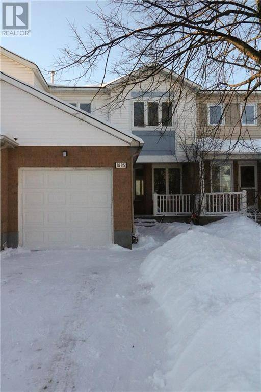 Townhouse for sale at 1885 Hialeah Dr Ottawa Ontario - MLS: 1179628