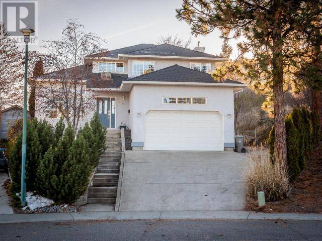 House for sale at 1885 Mckinley Ct Kamloops British Columbia - MLS: 154435