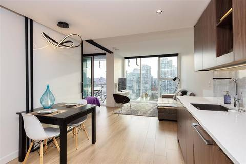 Condo for sale at 87 Nelson St Unit 1887 Vancouver British Columbia - MLS: R2451005